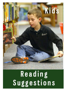 Kids Reading Suggestions