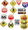 Traffic Signs Icon