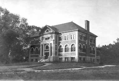 Dover Public Library Exterior