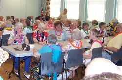 Senior Center Monthly Socials Photo