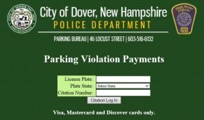 Parking Violation Payments